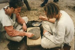 4, prehistorisch spelletje, molenspel