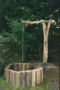 10, nieuwe waterput, met hevelmik, 2000