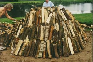 27, bouw houtskoolberg 6