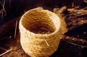 4, vlechten met stro
