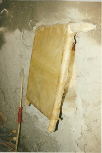 Archeon,raam- oplossing licht en sluiting, 1993