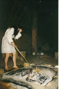 Samara, steentijdvuurtje