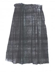 de rok zelf