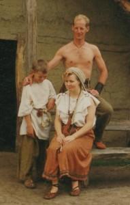 prehistorie, ijzertijd, textiel, kleding 2