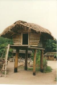 1994,graanspieker BII, bijna klaar