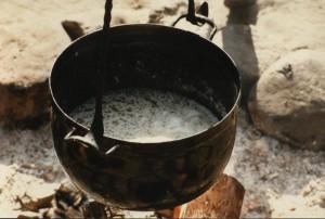 zeep maken 1