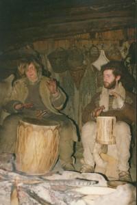 prehistorie, muziek, trommel